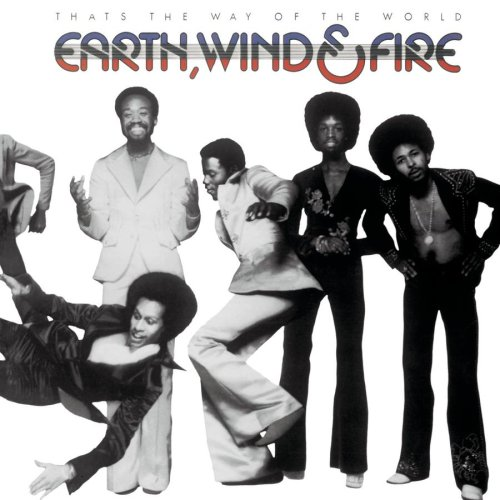 Earth Wind & Fire cd-cover