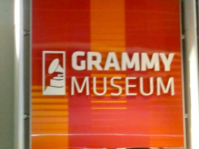 Grammy Museum VIP Visit CJP Staff