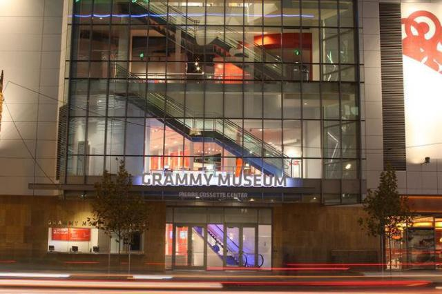 CJP_ Dan Hornsby Grammy Museum