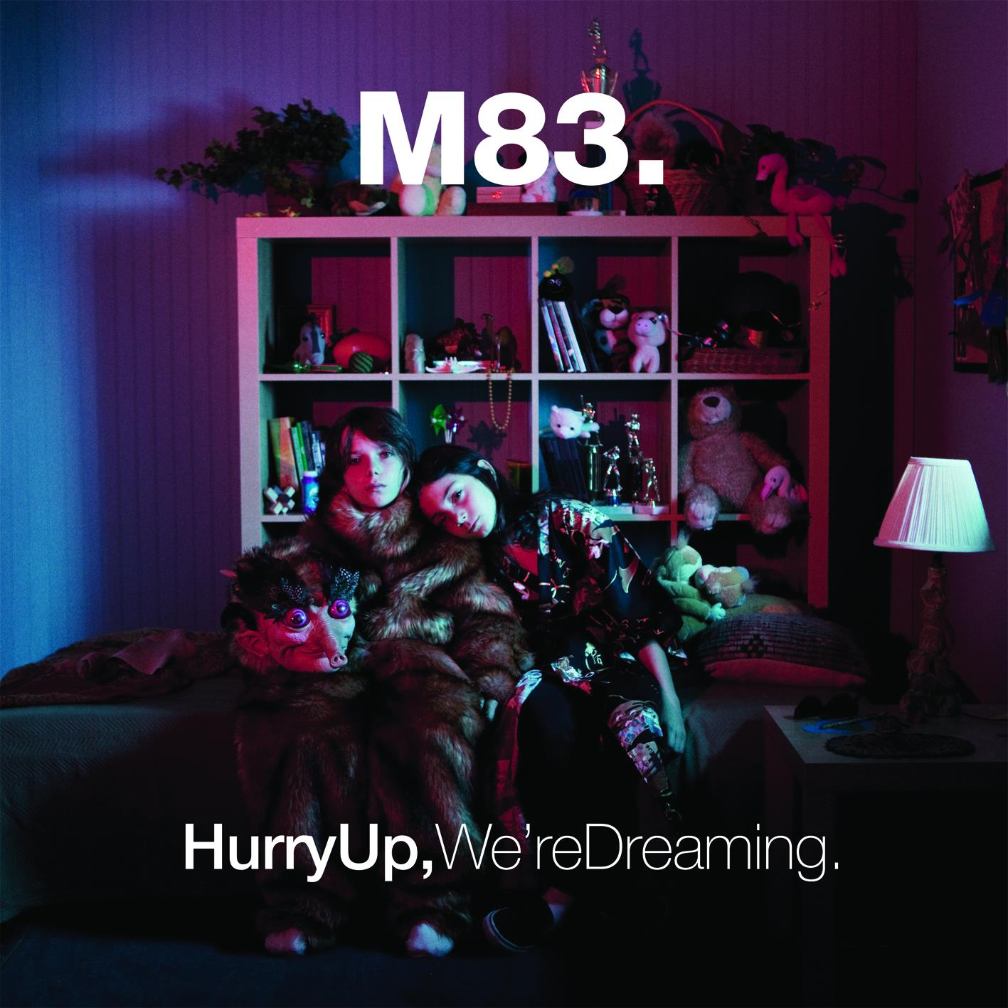 "Alternative Song Albums: M83's Epic ""Hurry Up, We're Dreaming"" Nominated For Grammy"
