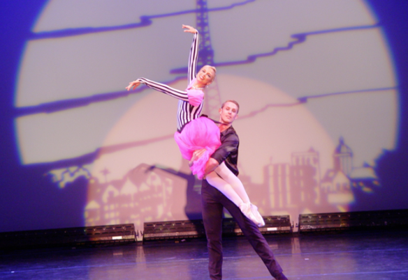 On Pointe at 50 and Beyond/ Photo Credit/Reggie Hailey